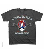 New GRATEFUL DEAD SUMMER TOUR  East Coast 1987   Licensed CONCERT BAND  ... - $22.76+