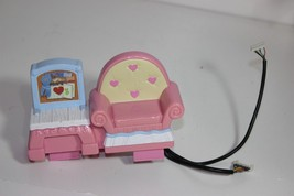 Fisher Price Sounds doll House Replacement Chair lot of 3 plug in chairs w sound - $14.95