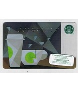 Starbucks Canada 2014 Braille Coffee Cups Gift Card No Value English French - $1.43