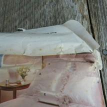 Vintage Vogue Bedspread Linen Sewing Pattern Bedroom Sham Pillow Bed Covers image 2