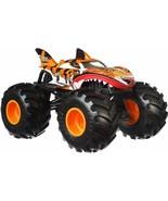 Hot Wheels Monster Trucks Tiger Shark 1:24 Scale - $31.83