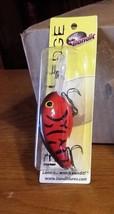 BANDIT LEDGE SERIES 250 CRANKBAIT 2 3/4″ Red Crawfish 250-38 - $5.99