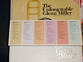 The Unforgettable Glenn Miller  Greatest Original Recordings AA-191747  Vintage image 8