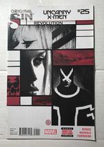 Uncanny X-men # 25 - 2014 Marvel Comics Original Sin Cross-over - $1.99