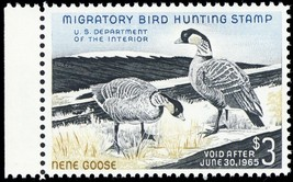 RW31, Mint VF NH $3 DUCK Stamp Cat $100.00 - Stuart Katz - $50.00