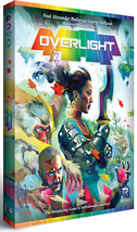 Overlight RPG Core Book Renegade Game Studios Role Playing Game REN0813 - $51.99