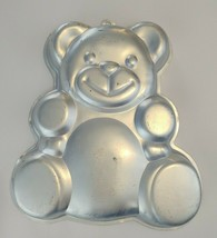 Wilton 2002 Teddy Bear Aluminum Cake Pan - $8.79