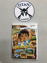 Go, Diego, Go Safari Rescue (Nintendo Wii, 2008) - $9.18