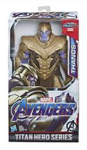 NEW SEALED 2018 Marvel Avengers Titan Thanos 12 Inch Action Figure  - $14.89