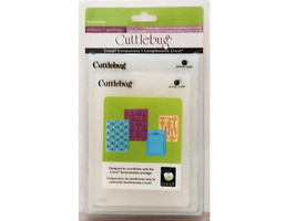 Provo Craft Cuttlebug Sentimentals Embossing Folder Set #2000410