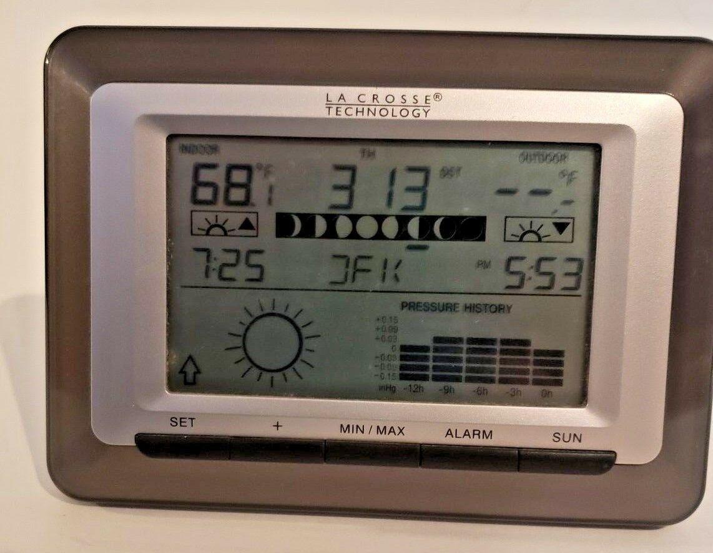 WS-9250U-IT La Crosse Technology Wireless Weather Station