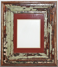 Pieces of Nola Recycled Wood Picture Frame - $100.00