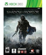 Middle Earth: Shadow of Mordor - Xbox 360 - $16.78