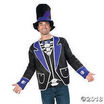 Day of the Dead Men's Costume Kit For Adults  - $10.59
