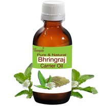Bhringraj Pure & Natural Carrier Oil-5 ml Eclipta alba by Bangota - $8.28