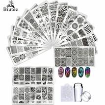 Nail Art Stamping Templates - $9.99
