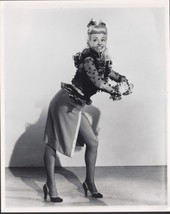 Betty Grable 8x10 black & white glossy photo - $6.85