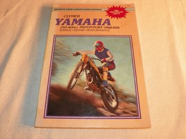 Clymer Yamaha 250-400cc Piston-Port 1968-1976 Repair Manual M415 - $24.75