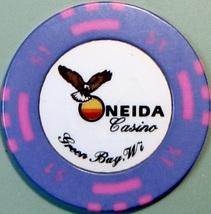 $1 Casino Chip. Oneida, Green Bay, WI. V83. - $4.29