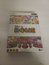 VOICE ORIGINALS When in Rome Travel Trivia Game Powered by Alexa NEW SEALED - $7.50