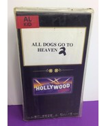 Hollywood Video Store VHS Rental Copy of All Dogs Go to Heaven 2 (1996) - $8.59
