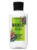 Bath & Body Works Waikiki Beach Coconut 24-Hour Moisture Shea Butter Bod... - $13.47