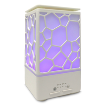 Essential Oil Diffuser Aromatherapy Humidifier 200ml 7 LED Colors - $28.95
