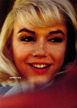 Marilyn Monroe Vintage Misfits Sexy Freckles photo! Professionally Backe... - $5.94