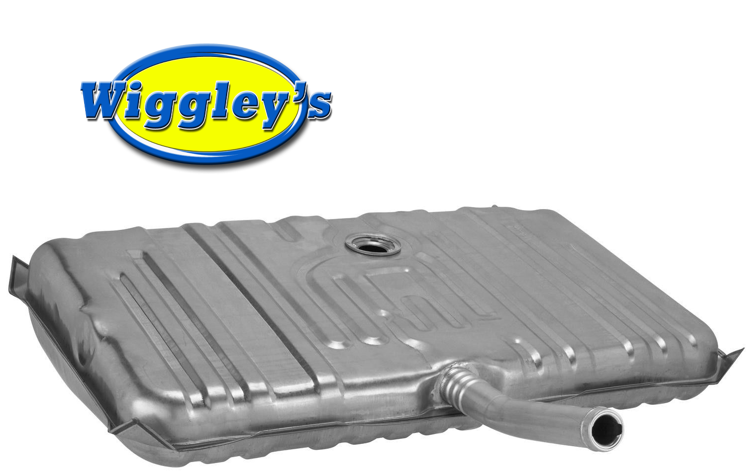 STAINLESS STEEL TANK IGM34S-SS FOR 70 OLDS 442, CUTLASS, F85 7.5L-V8 w/o E.E.C.
