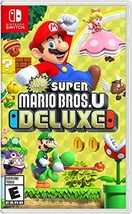 New Super Mario Bros. U Deluxe - Nintendo Switch - $73.15