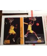 2-1993 Classic Draft Picks LP #LP1 - CHRIS WEBBER Michigan Wolverines #'... - $18.95
