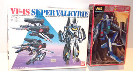 RARE LOT ✰ Dorvack 1/100 Scale VH-64MR Ovelon Gazzet model kit Gundam vf... - $69.99