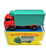 1960s Matchbox 44 Refrigerator Truck Mint in Box - $24.95