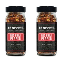 Trader Joe's Crushed Red Chili Pepper 1.2 Ounces (2 Pack) - $13.85