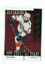 2019-20 Upper Deck Shooting Stars RED SSD-10 Keith Yandle - Panthers - $2.50