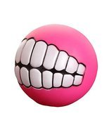 George Jimmy Creative Pet Chew Toy Dog/Puppy Sound Molar Toys-Pink - $19.09 CAD