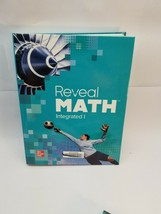 Reveal Math Integrated I (1) 2020 Student Edition textbook - $76.00