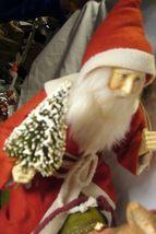 Bethany Lowe Vintage Santa Riding Reindeer image 7