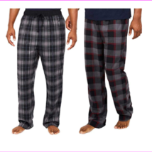 2 Pack Men's Nautica Fleece Pajama Lounge Pants - $17.04 - $17.97