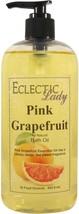 Pink Grapefruit All Natural Bath Oil - $15.51+