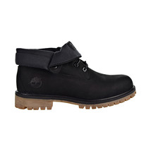 Timberland Heritage Roll Top Boot Men's Shoes Black TB0A1S5P - $119.95
