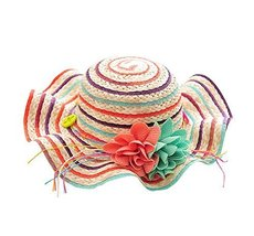Sun-resistant Comfy Ventilate Beach Cap/Kid Cap Use For Summer