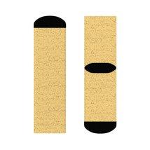 Snow Little Dots Mellow Yellow Behr III Crew Socks - $14.91+