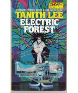 Electric Forest Tanith Lee and Don Maitz - $12.80