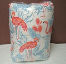Whim by Martha Stewart Flamingo Lagoon 3-pc Full/Queen Comforter T4101458 - $83.74