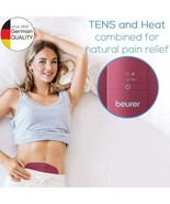 Beurer em50 device for menstrual relief, heat and electrostimulation tens - $204.88