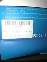 2Pcs LED Logo 3D Shadow Light Projector Car Door For Mercedes-6C - $14.52