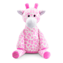 Scentsy Buddy (New) Genna The Giraffe - White W/ Pink Spots For Lots Of Fun - $37.35