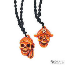 PIRATE NECKLACE (1 DOZEN) - $11.86