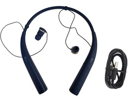 LG Tone Pro HBS-780 OEM Wireless Bluetooth Neckband Headphones Blue - $18.99